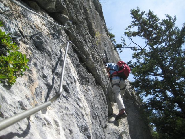 Via ferrata du Lavanchy